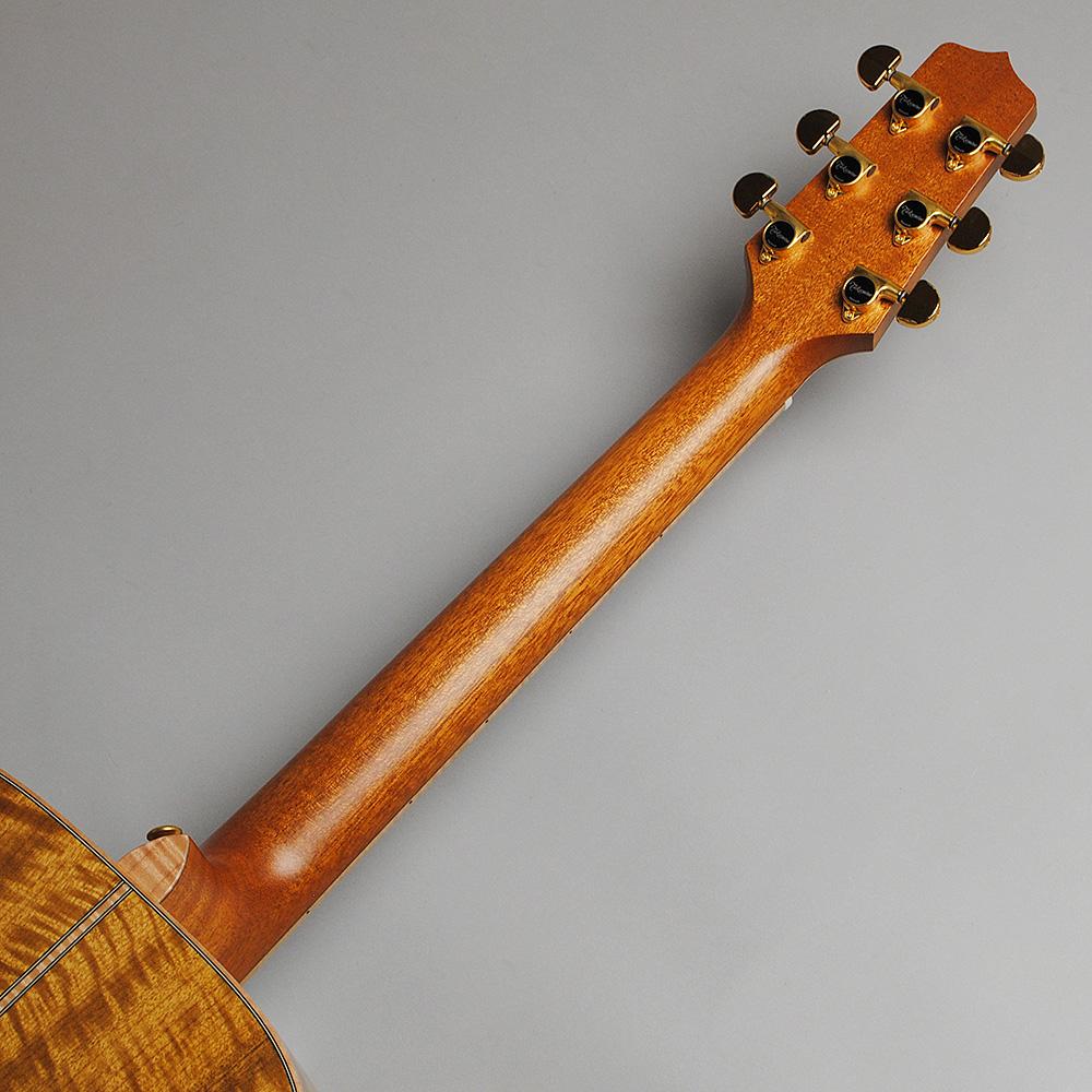 Takamine TLD-M2 エレアコギター 【タカミネ 30本限定生産モデル】【ビビット南船橋店】【アウトレット】のヘッド裏-アップ画像