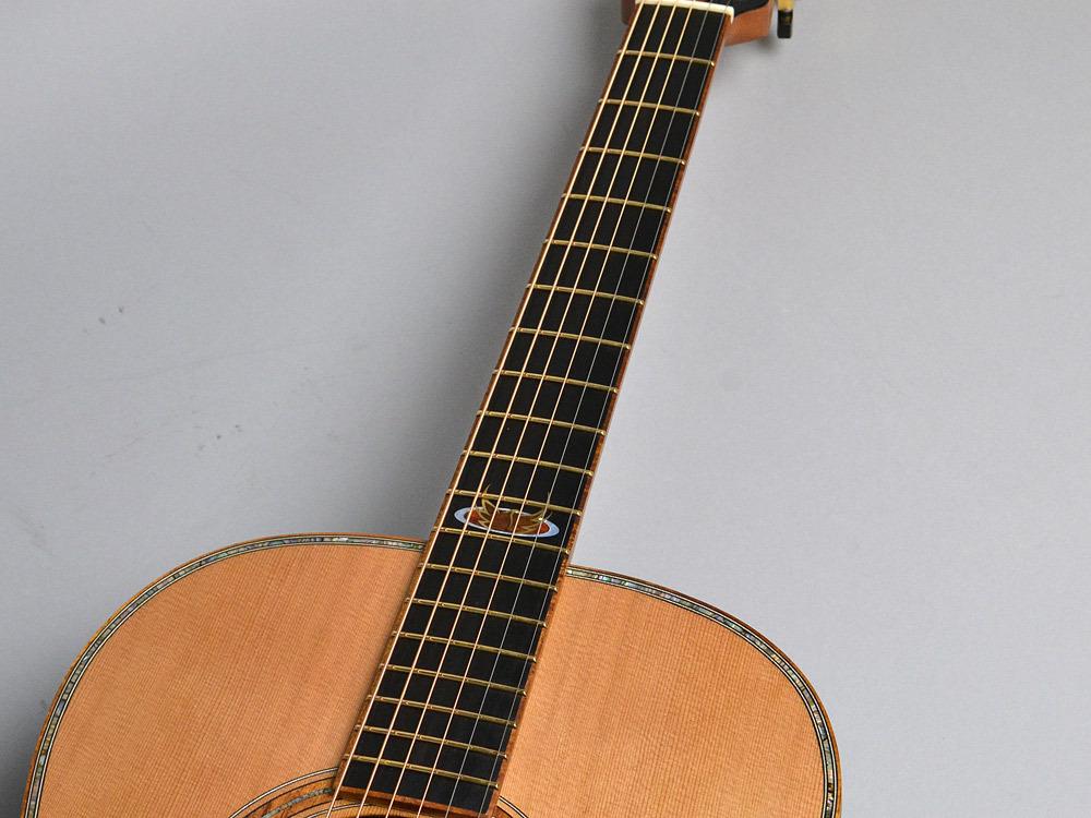 Ovation 50th Anniversary Folklore FD14AV50-4/Natural エレアコギター 【オベーション】【ビビット南船橋店】【アウトレット】の指板画像