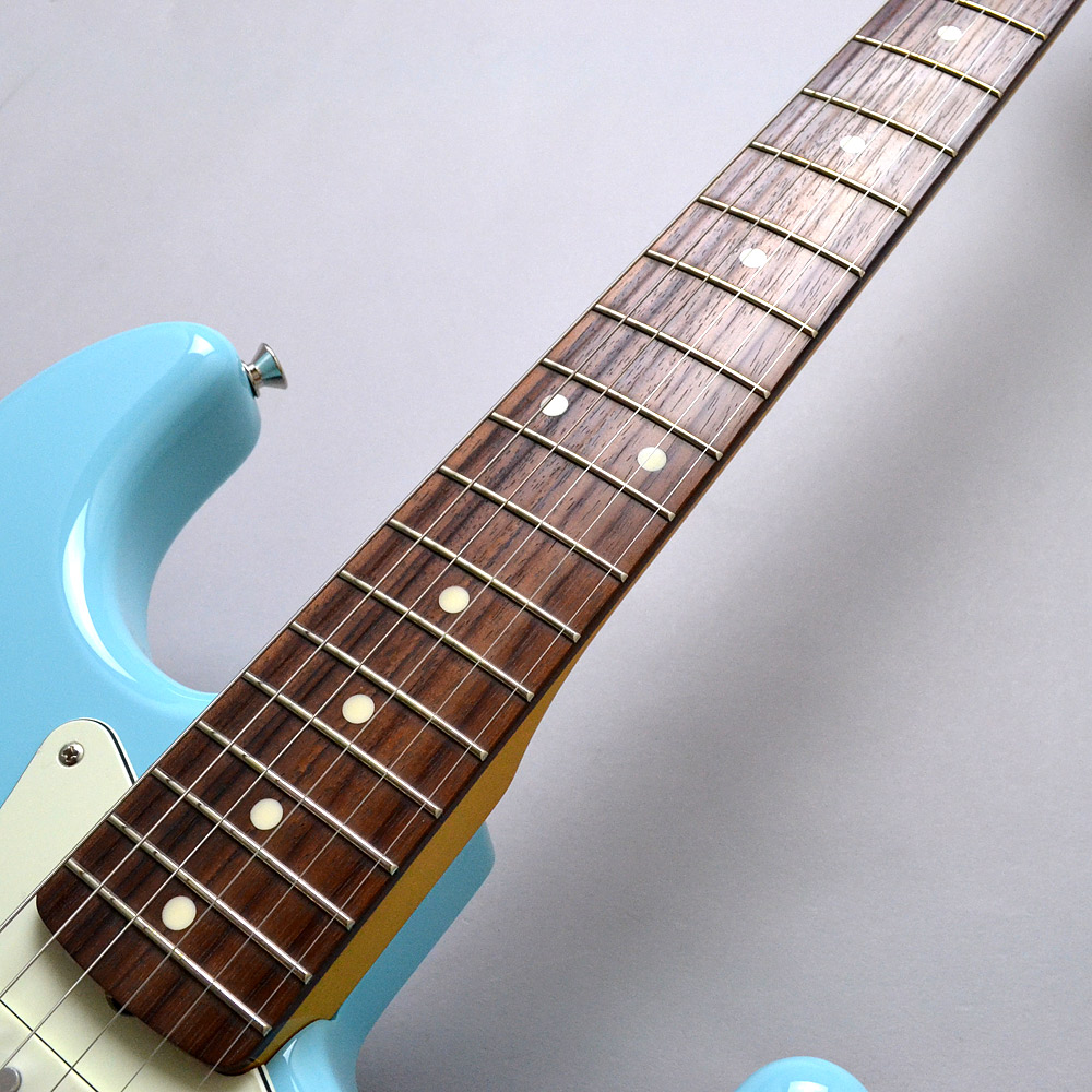 MADE IN JAPAN TRADITIONAL 60S STRATOCASTER Rosewoodのボディバック-アップ画像