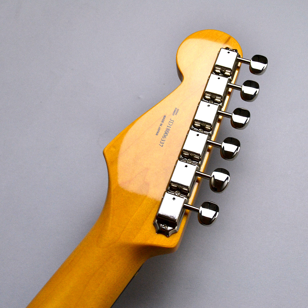 MADE IN JAPAN TRADITIONAL 60S STRATOCASTER Rosewoodの指板画像
