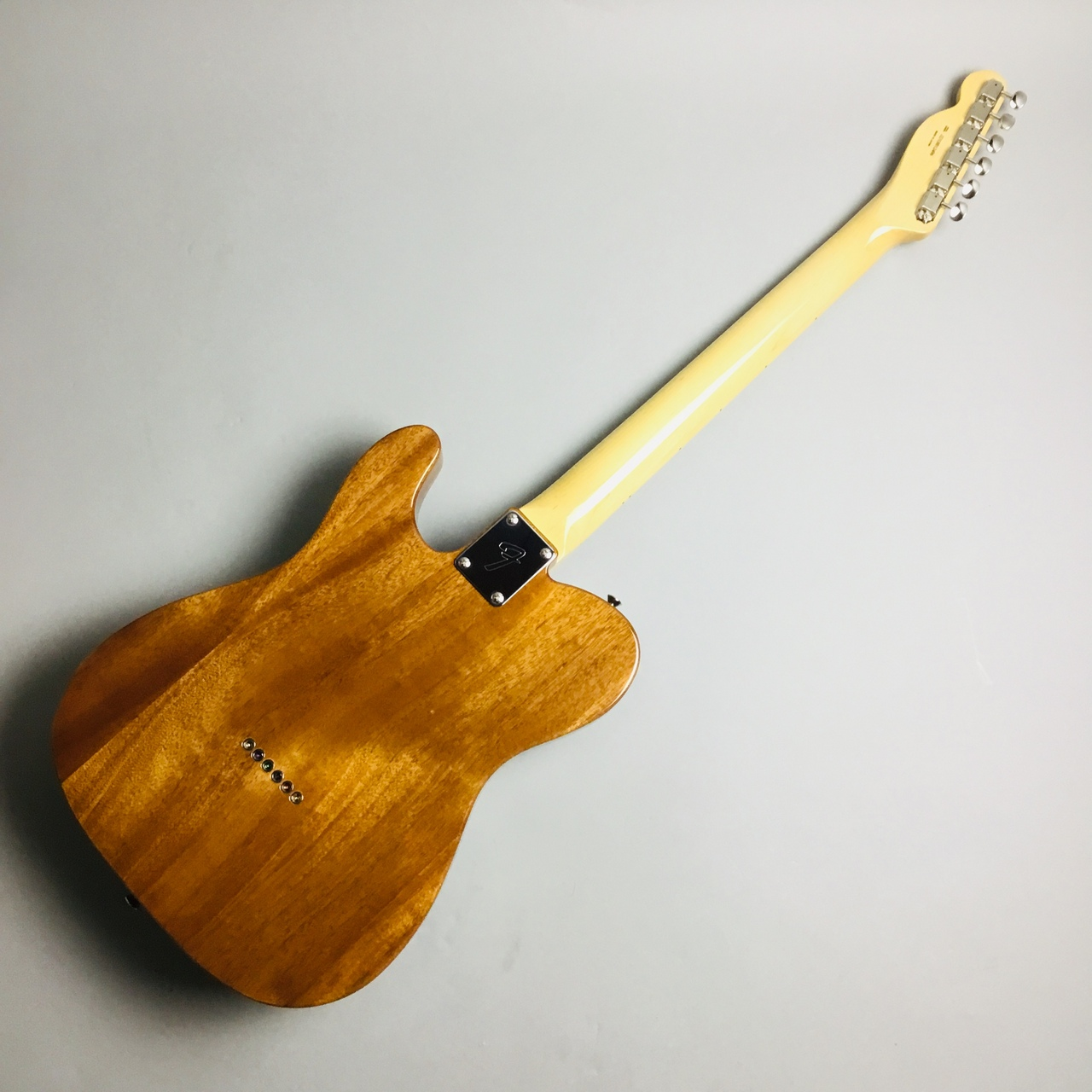 MADE IN JAPAN TRADITIONAL 69 TELECASTER THINLINEの全体画像(縦)