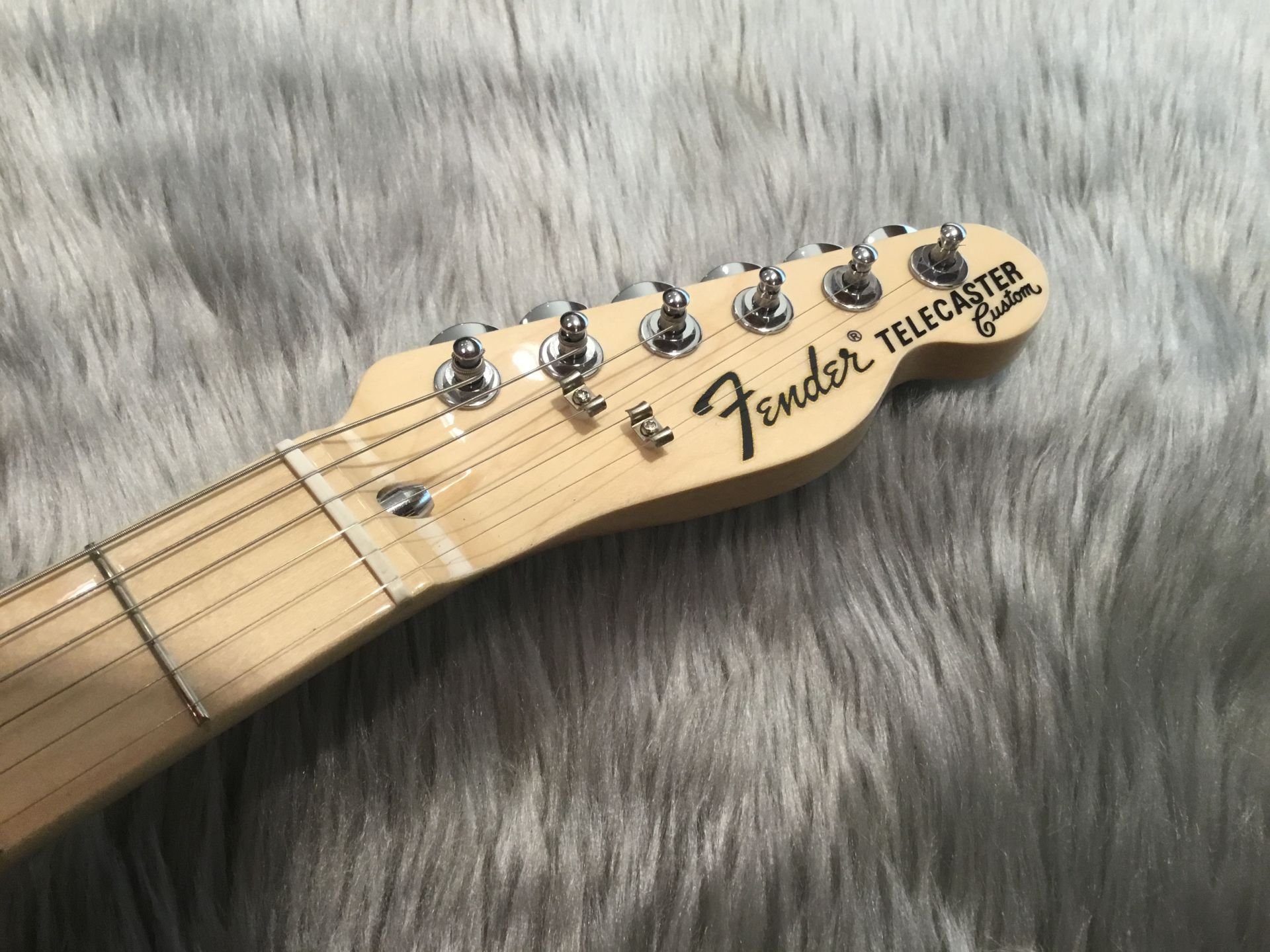 MADE IN JAPAN TRADITIONAL 70S TELECASTER CUSTOMのヘッド画像