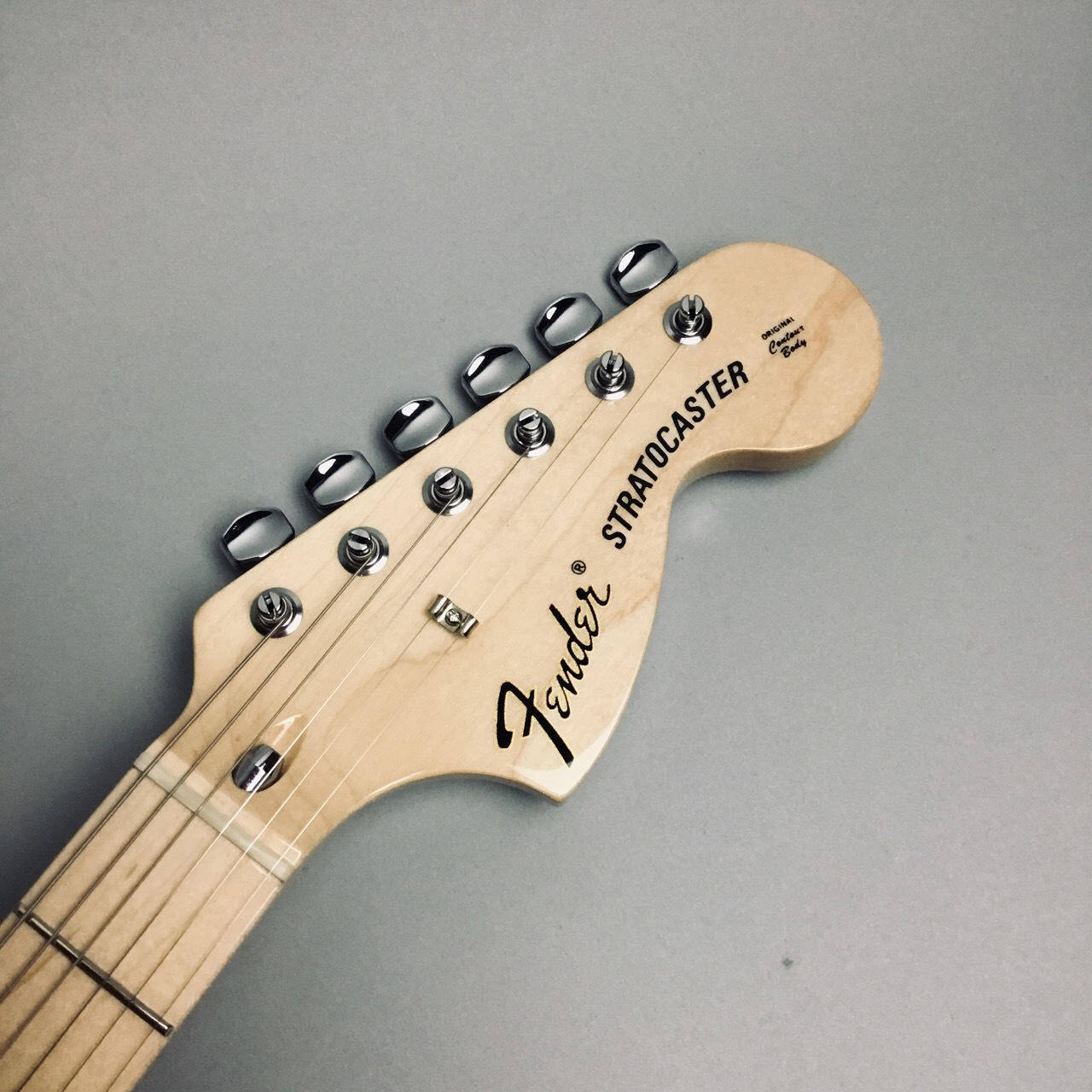 MADE IN JAPAN TRADITIONAL 70S STRATOCASTERのヘッド画像
