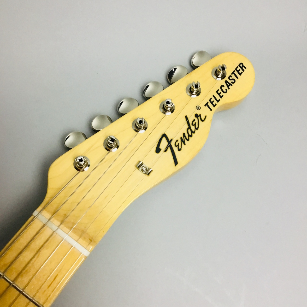 MADE IN JAPAN TRADITIONAL 69 TELECASTER THINLINEのヘッド画像