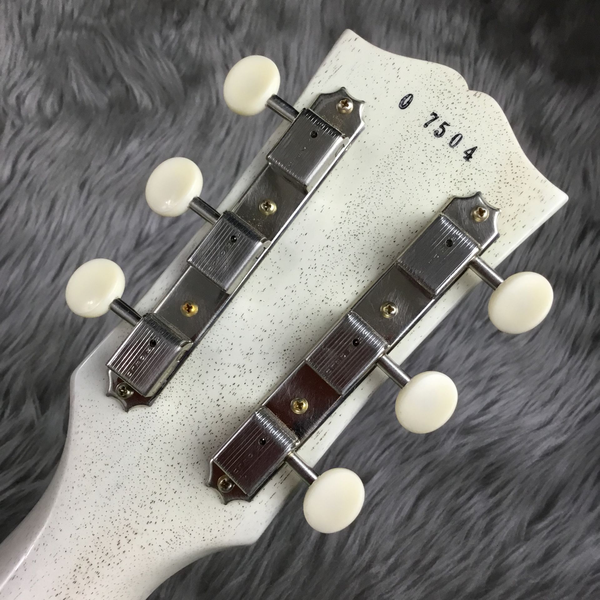 1960 Les Paul Special SC VOS TV Whiteのケース・その他画像