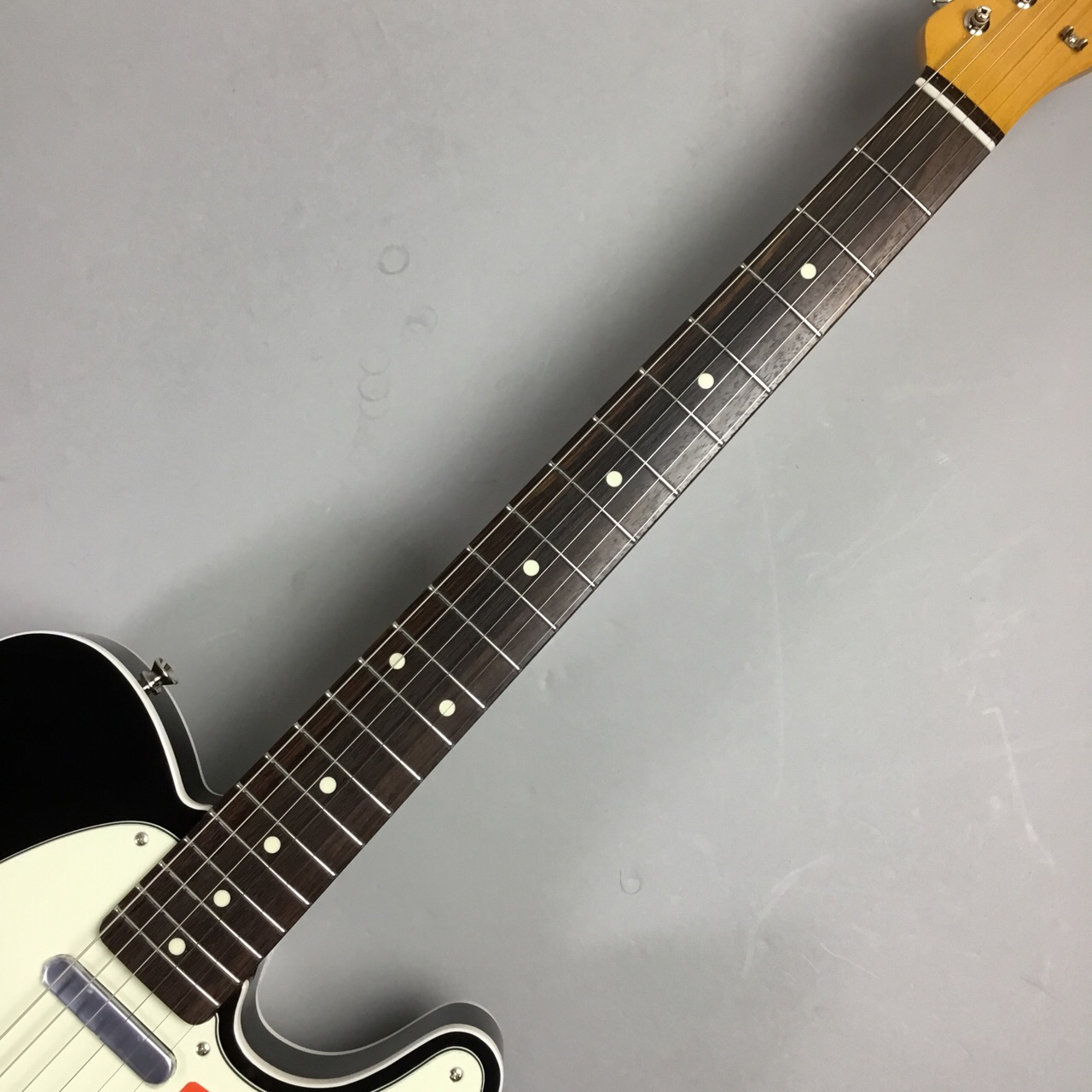 MADE IN JAPAN TRADITIONAL 60S TELECASTER CUSTOMの指板画像