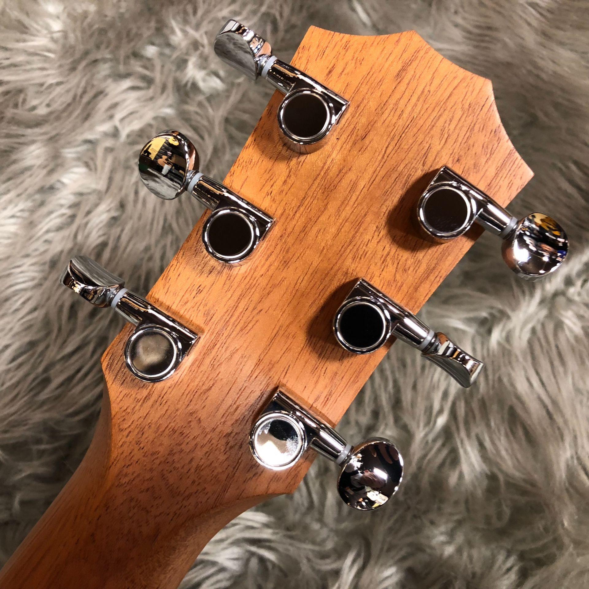 GS Mini-e Walnutのヘッド裏-アップ画像