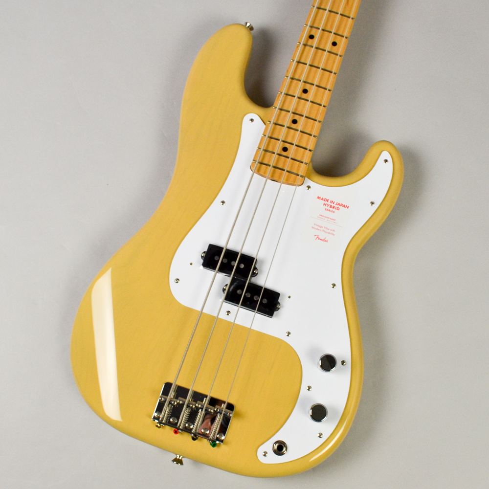Made in Japan Hybrid 50s Precision Bass OWBのボディトップ-アップ画像
