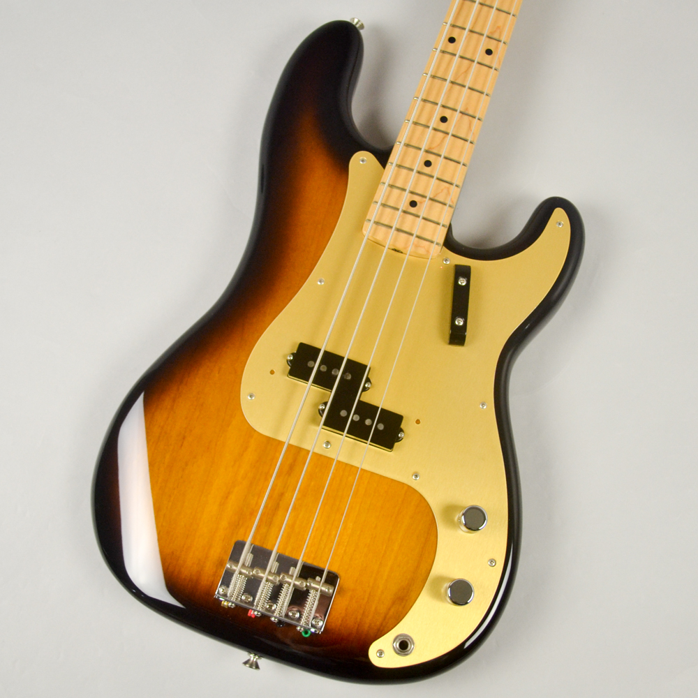 American Original 50s Precision Bass 2CSのボディトップ-アップ画像