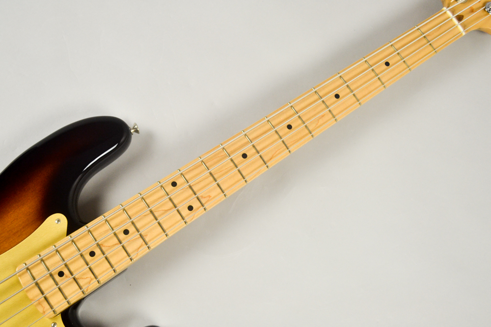 American Original 50s Precision Bass 2CSの指板画像