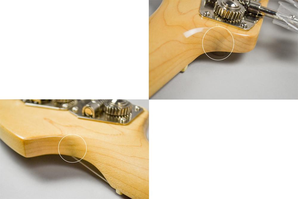 American Original 50s Precision Bass 2CSのケース・その他画像