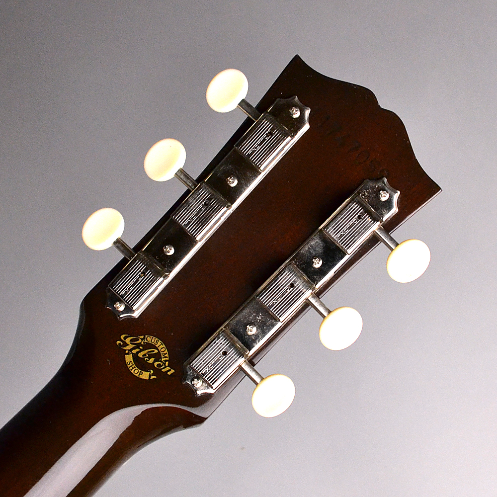1960's J-45 Red Spruceのヘッド画像