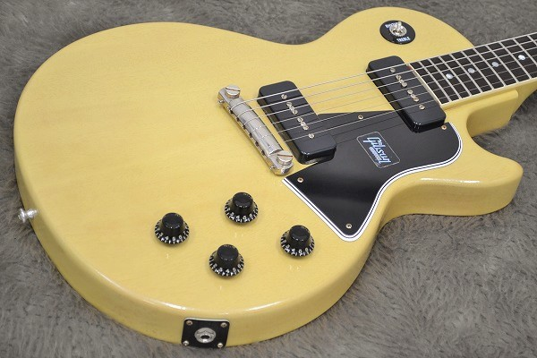 1960 Les Paul Special Single Cut VOSのボディトップ-アップ画像