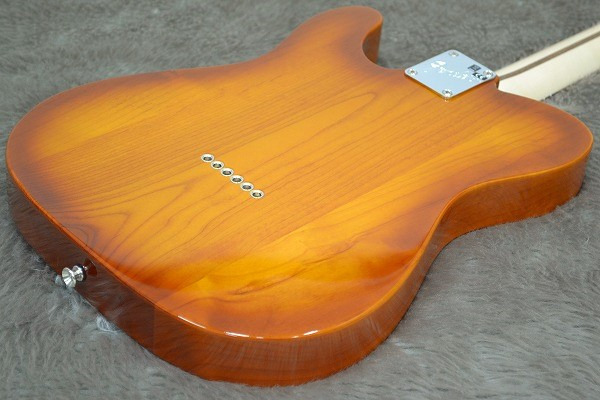 American Performer Telecaster Rosewood Fingerboardのボディバック-アップ画像