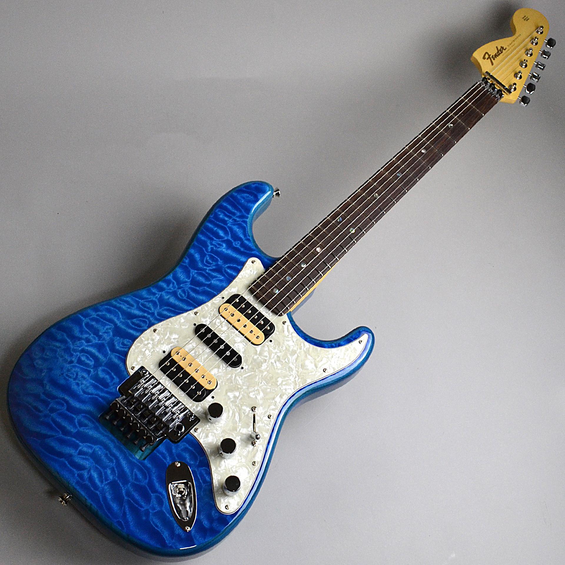 Michiya Haruhata Stratocasterのボディトップ-アップ画像