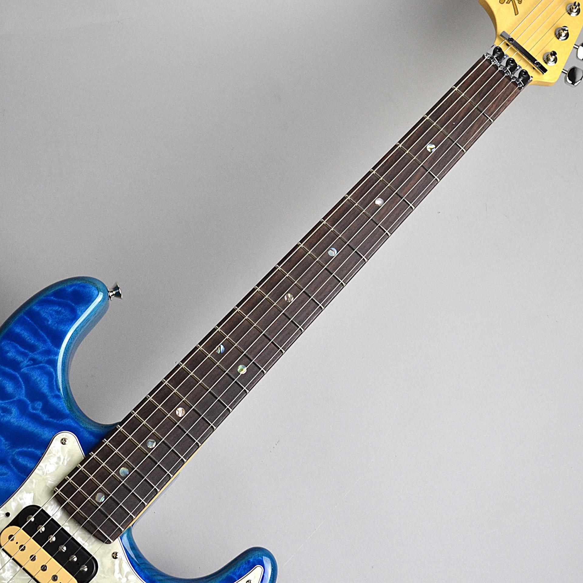 Michiya Haruhata Stratocasterの指板画像