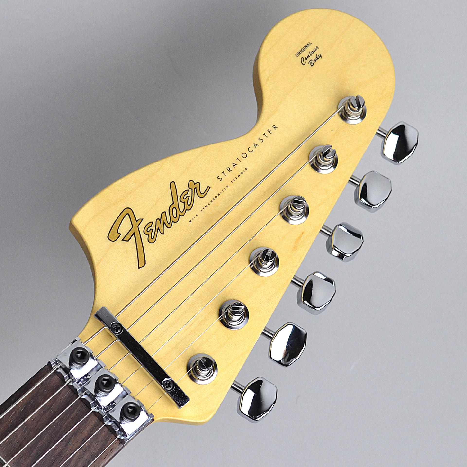 Michiya Haruhata Stratocasterのヘッド画像