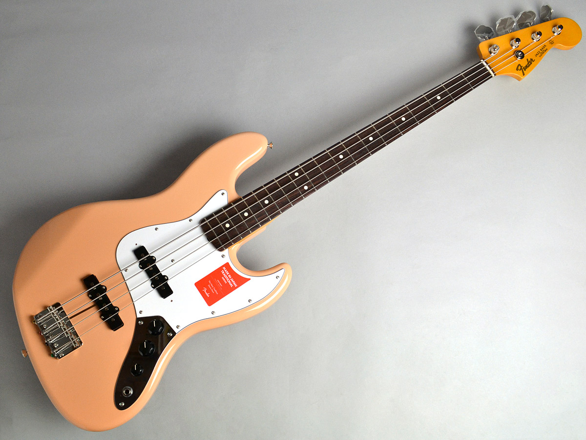 Made in Japan Traditional 60s JazzBass