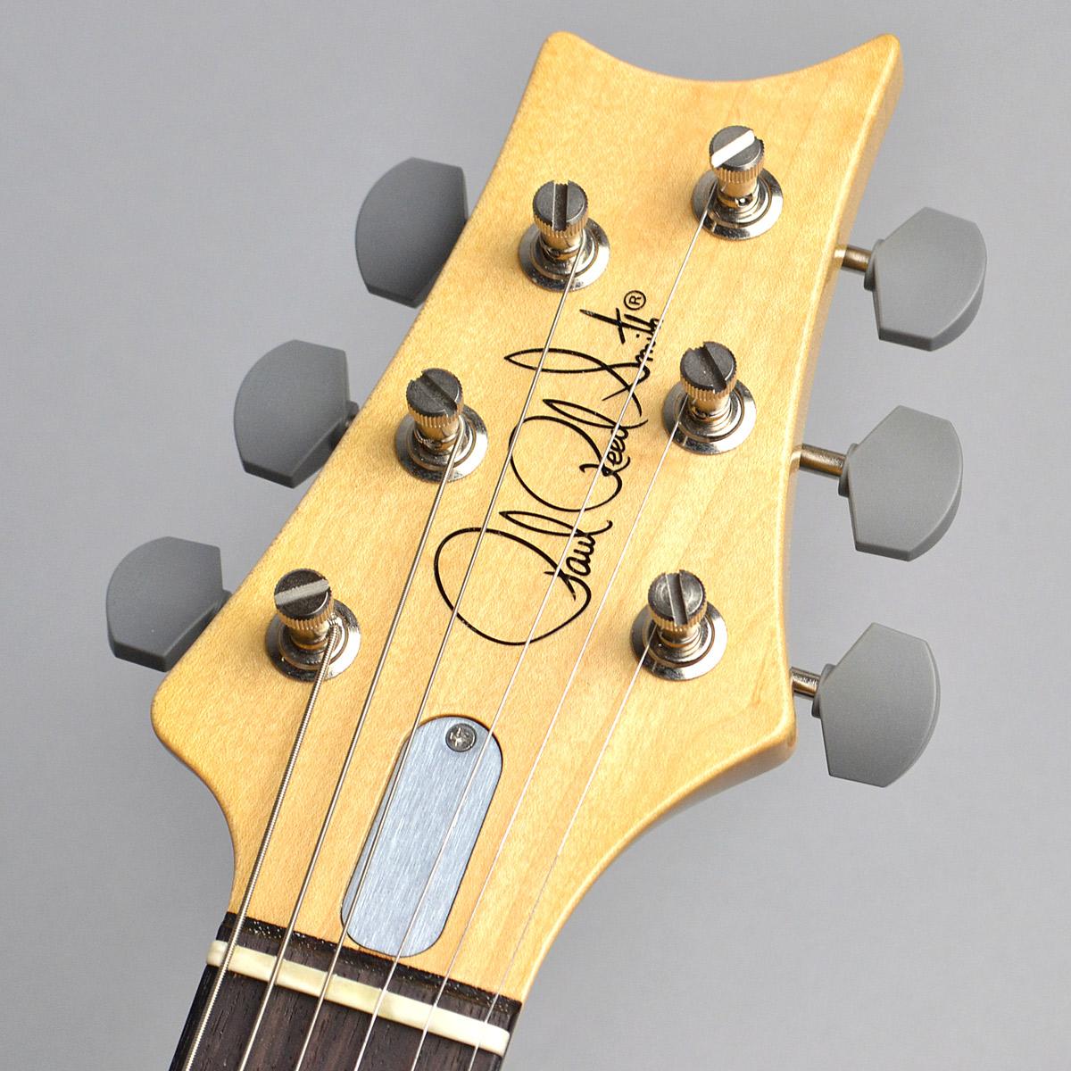 John Mayer Signature Model Silver Skyのヘッド画像
