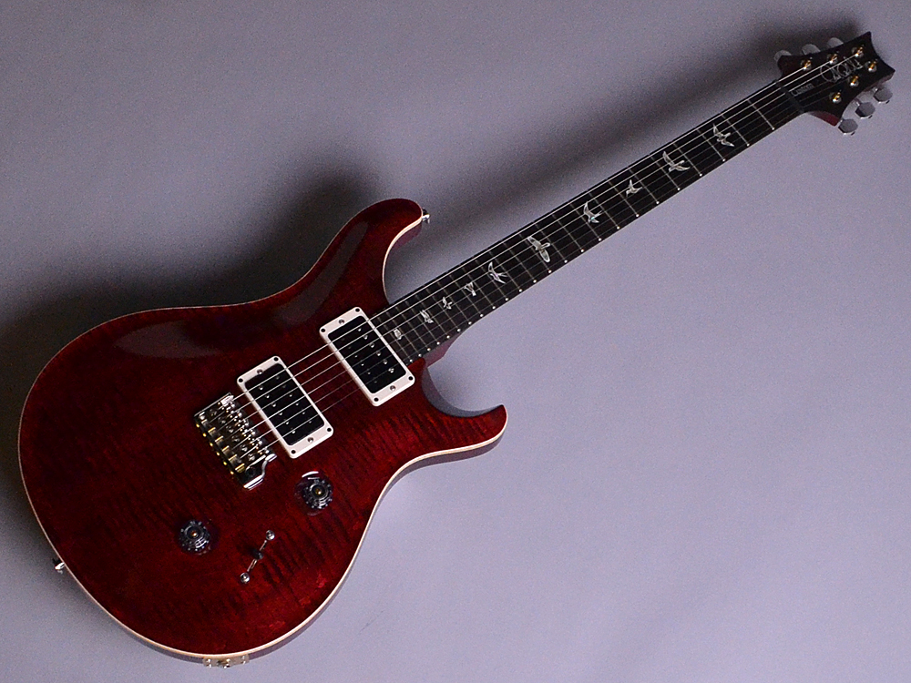 Custom 24 BR PT Black Cherry 2018年製 【S/N:18 256391】の全体画像