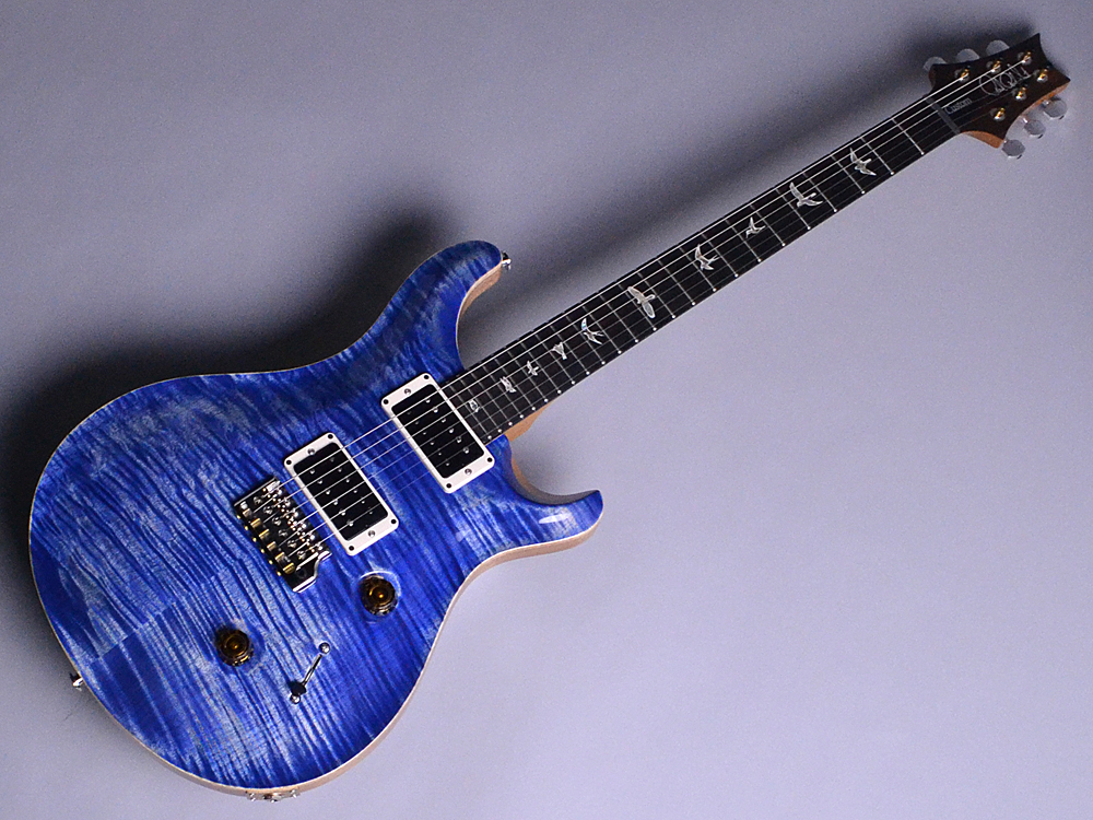 Paul Reed Smith(PRS)  Custom 24 Faded Blue Jean... 写真画像