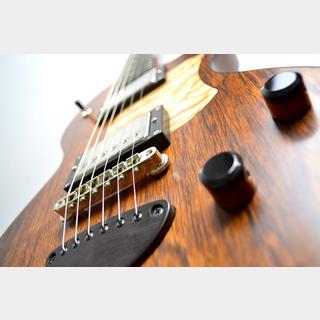 Grain Rosewood Top【楽器フェア2018展示モデル】のボディトップ-アップ画像
