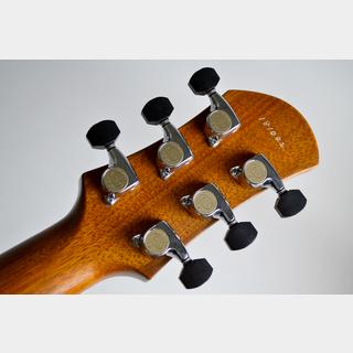 Grain Rosewood Top【楽器フェア2018展示モデル】のヘッド裏-アップ画像