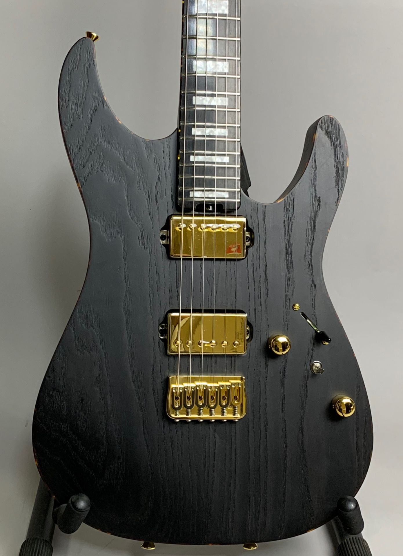 SCHECTER  L-NV-3-24-AS-2H-FXD/E Carbon Tint【限定モ... 写真画像