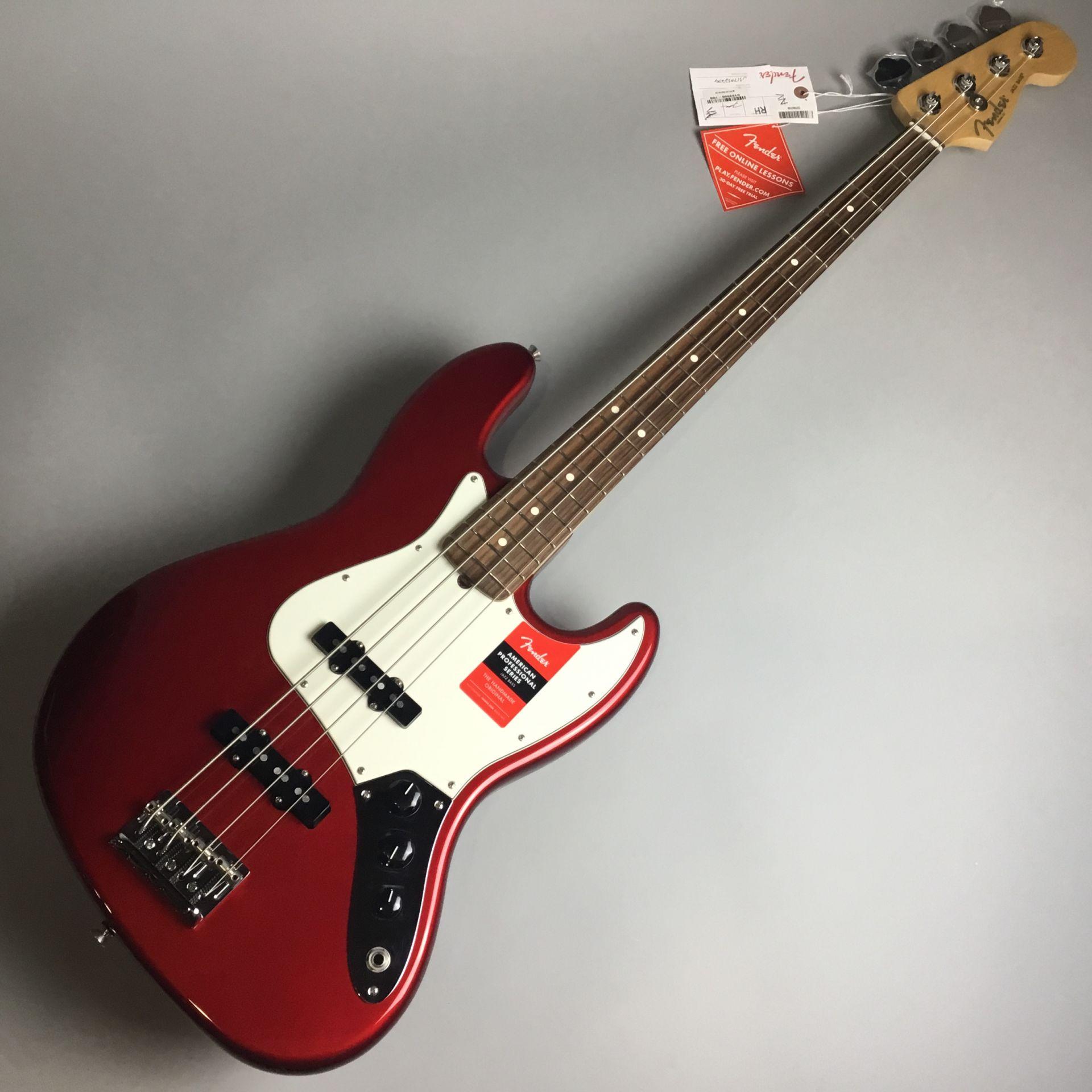 Fender  AMERICAN PROFESSIONAL JAZZ BASS 写真画像