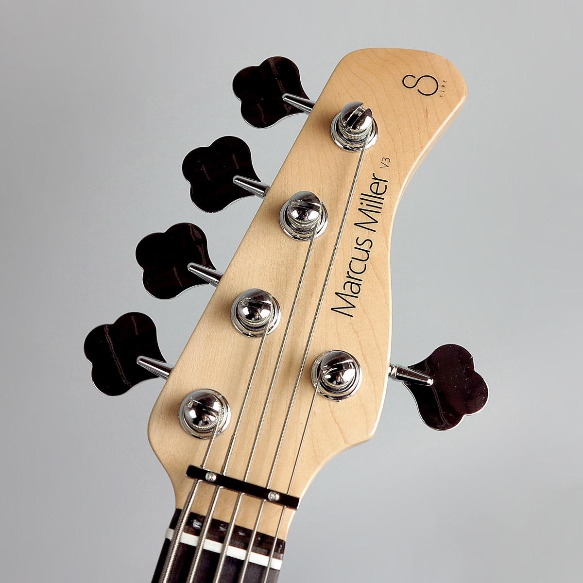 Marcus Miller V3 5stのヘッド画像