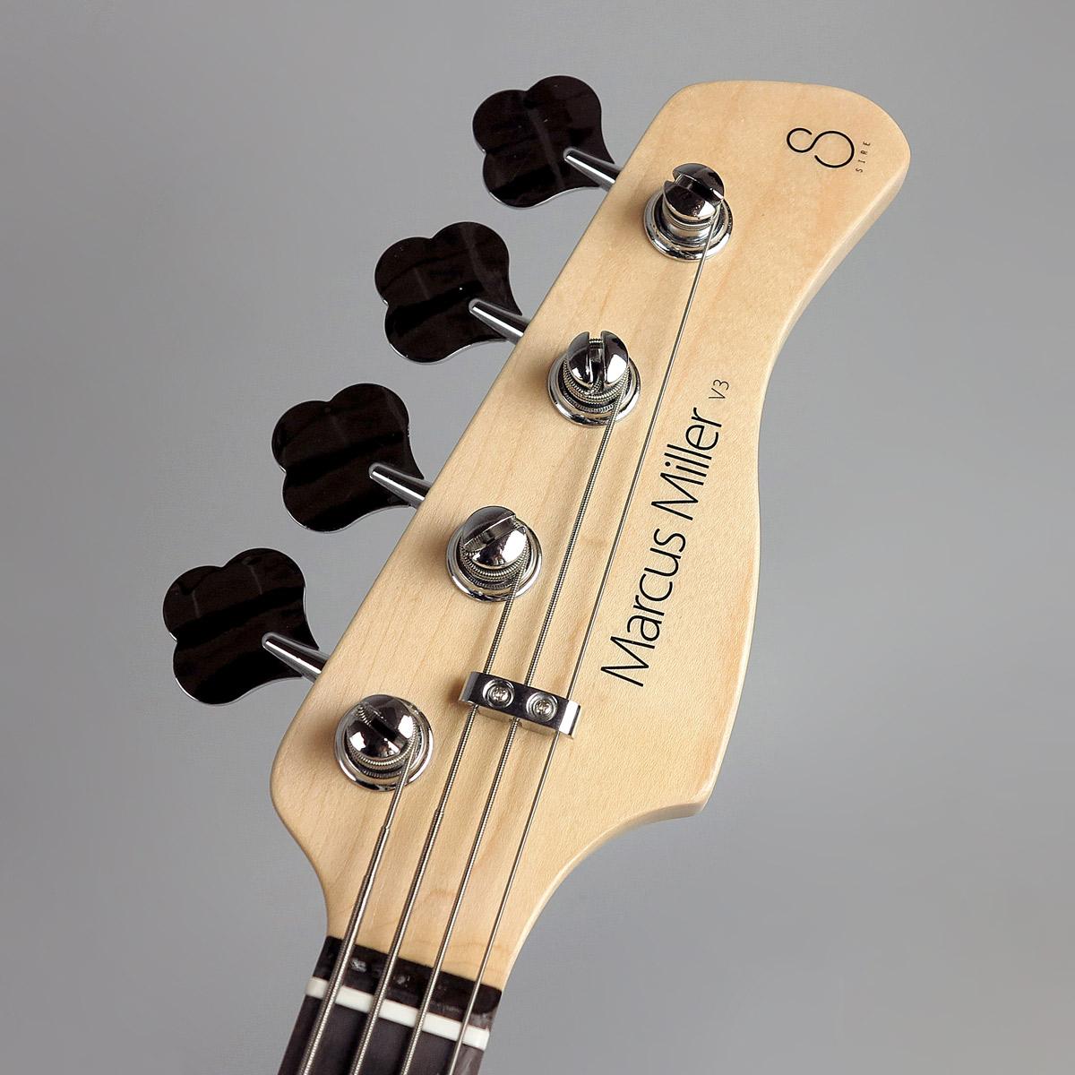 Marcus Miller V3 4stのヘッド画像
