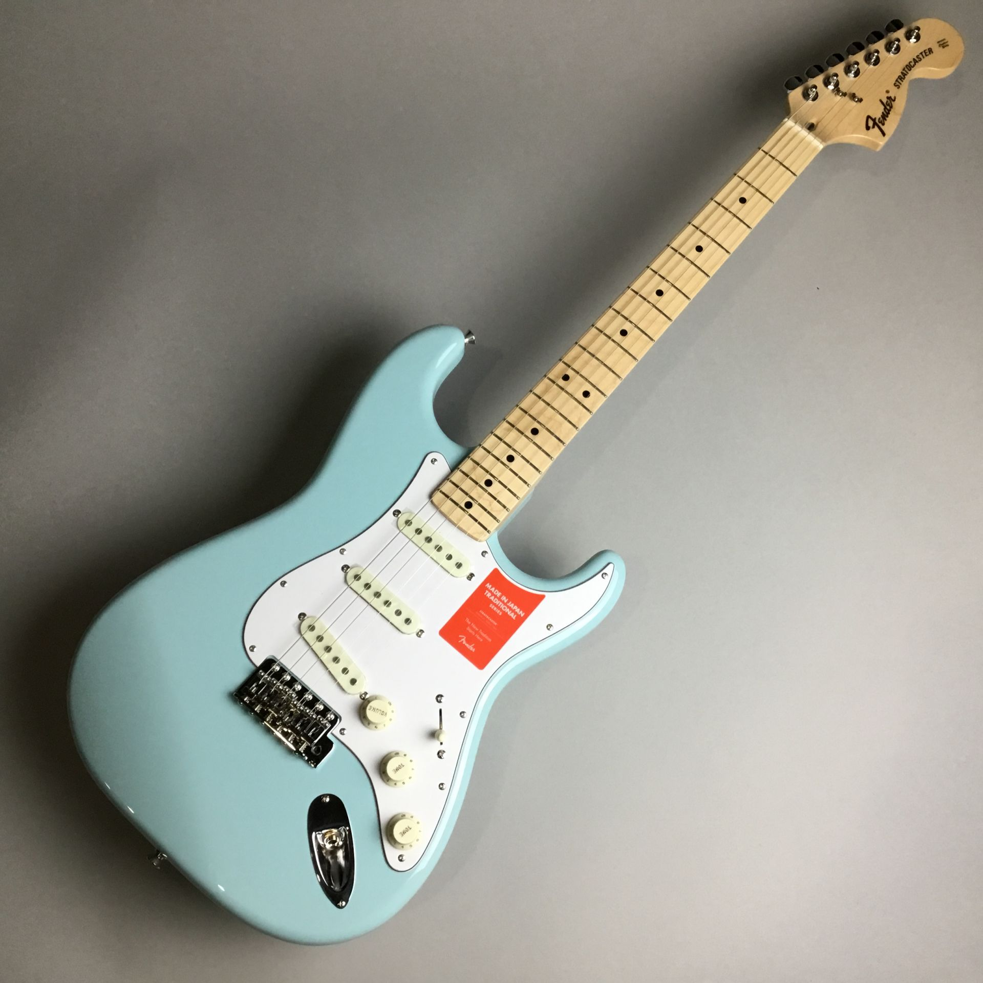 Fender  MIJ Trad 70s ST MN 写真画像