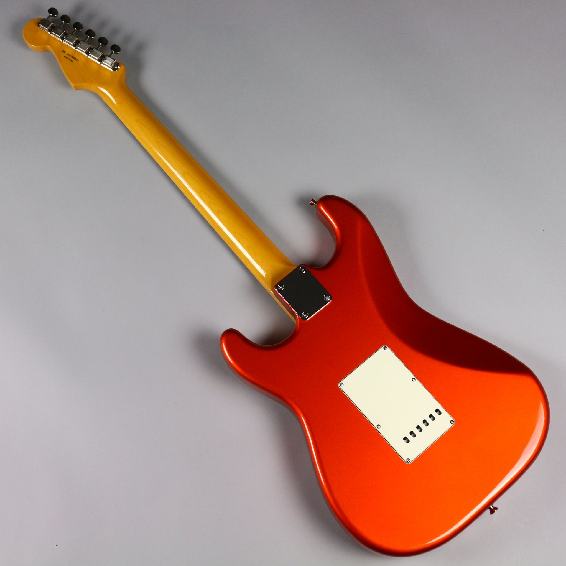 TRADITIONAL 60S STRATOCASTER®(MADE IN JAPAN)のボディバック-アップ画像