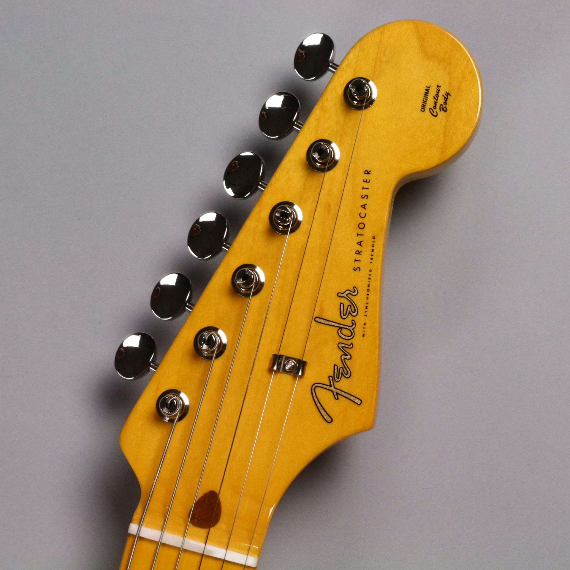 TRADITIONAL 58 STRATOCASTER(MADE IN JAPAN)のヘッド画像