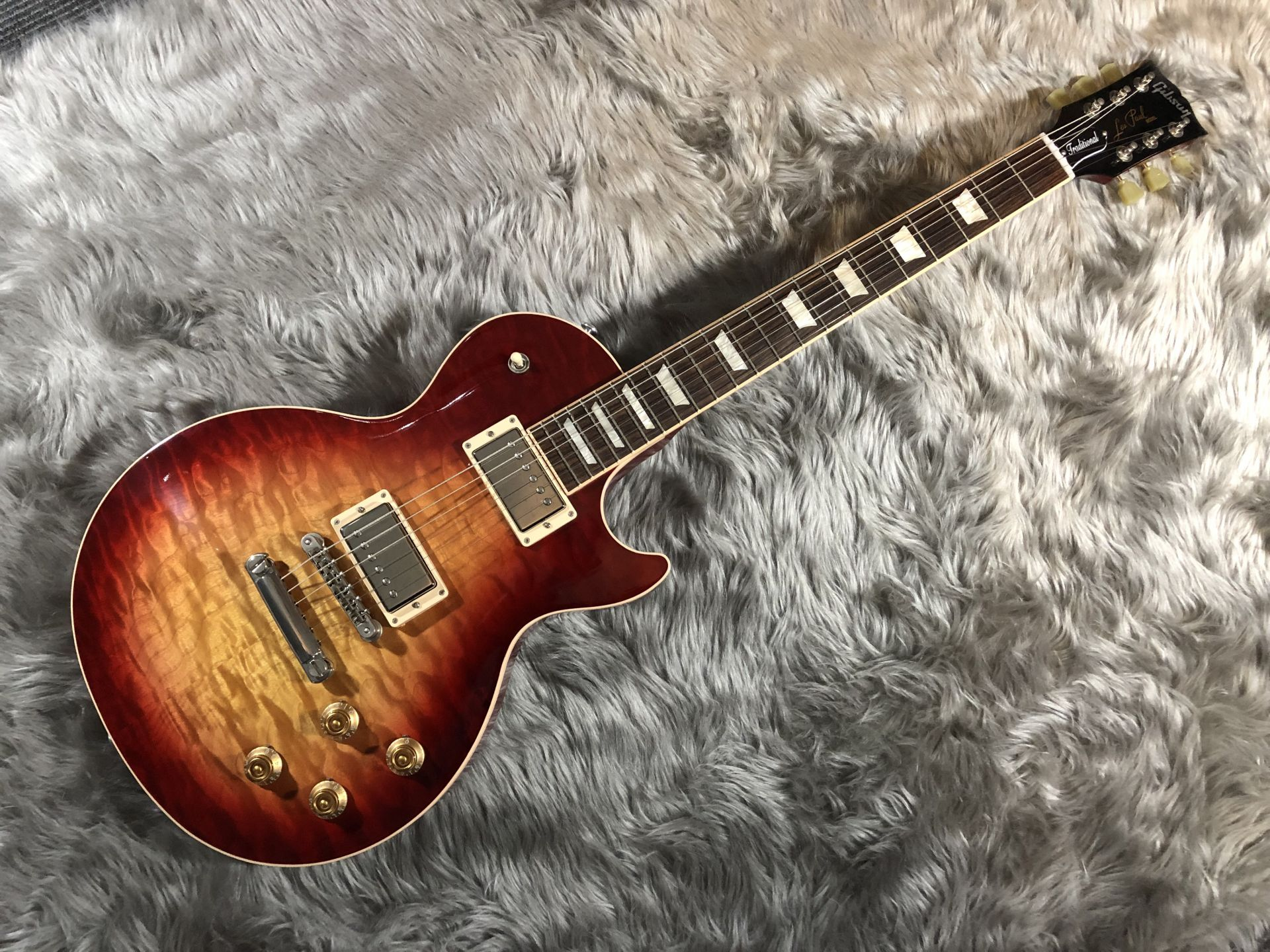 Les Paul Traditional 2017 Quilted