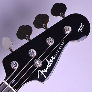 Japan Exclusive Series Aerodyne Jazz Bass Rosewood Fingerboard/Blackのヘッド画像