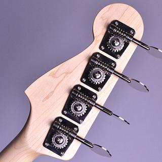 Japan Exclusive Series Aerodyne Jazz Bass Rosewood Fingerboard/Blackの指板画像
