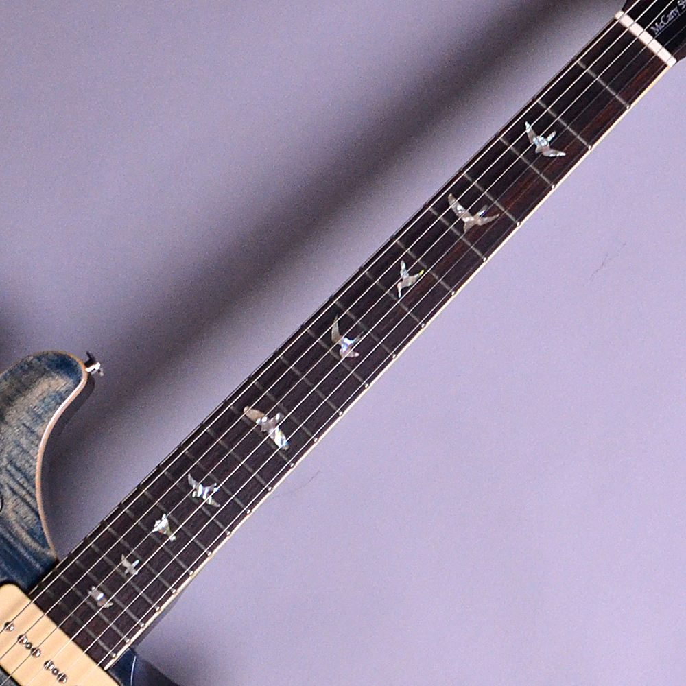 McCarty 594 SoapBar Faded Whale Blue (FB) 2017年製【S/N:17 245503】のボディバック-アップ画像