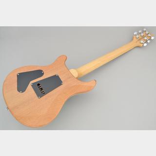 【島村楽器オリジナルモデル】SE CUSTOM 24 QM LTD Black Cherryのヘッド裏-アップ画像