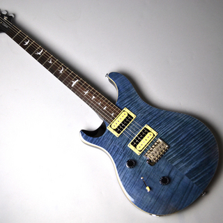 SE CUSTOM24 LEFTY/Whale Blueのヘッド画像