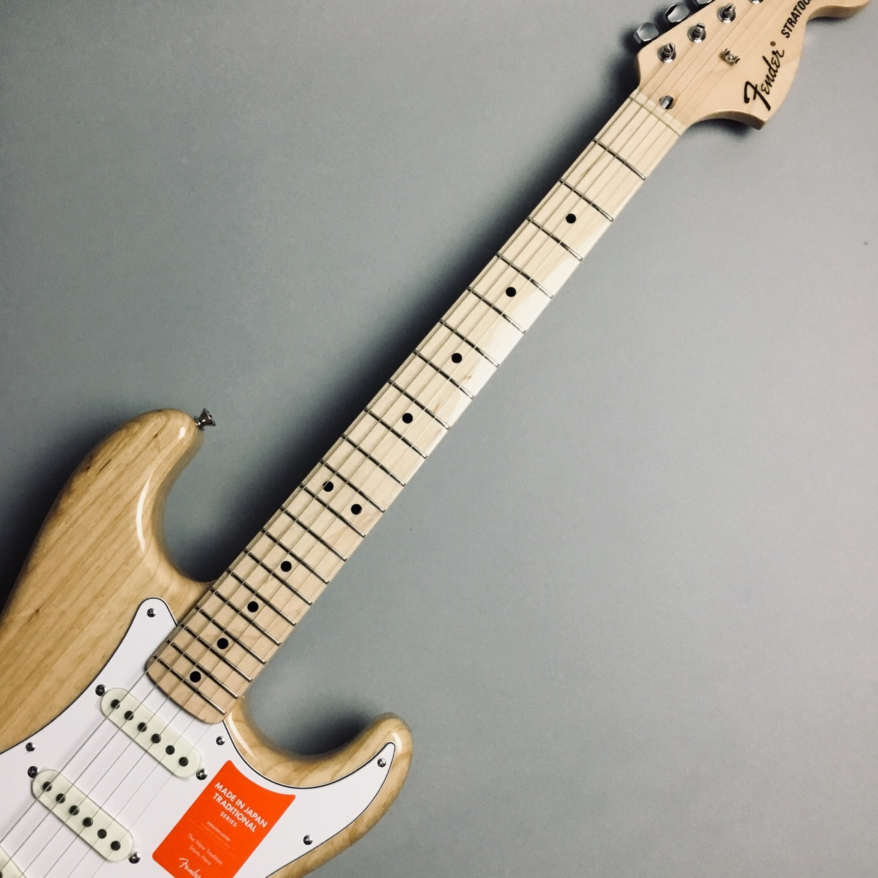 MADE IN JAPAN TRADITIONAL 70S STRATOCASTERの指板画像