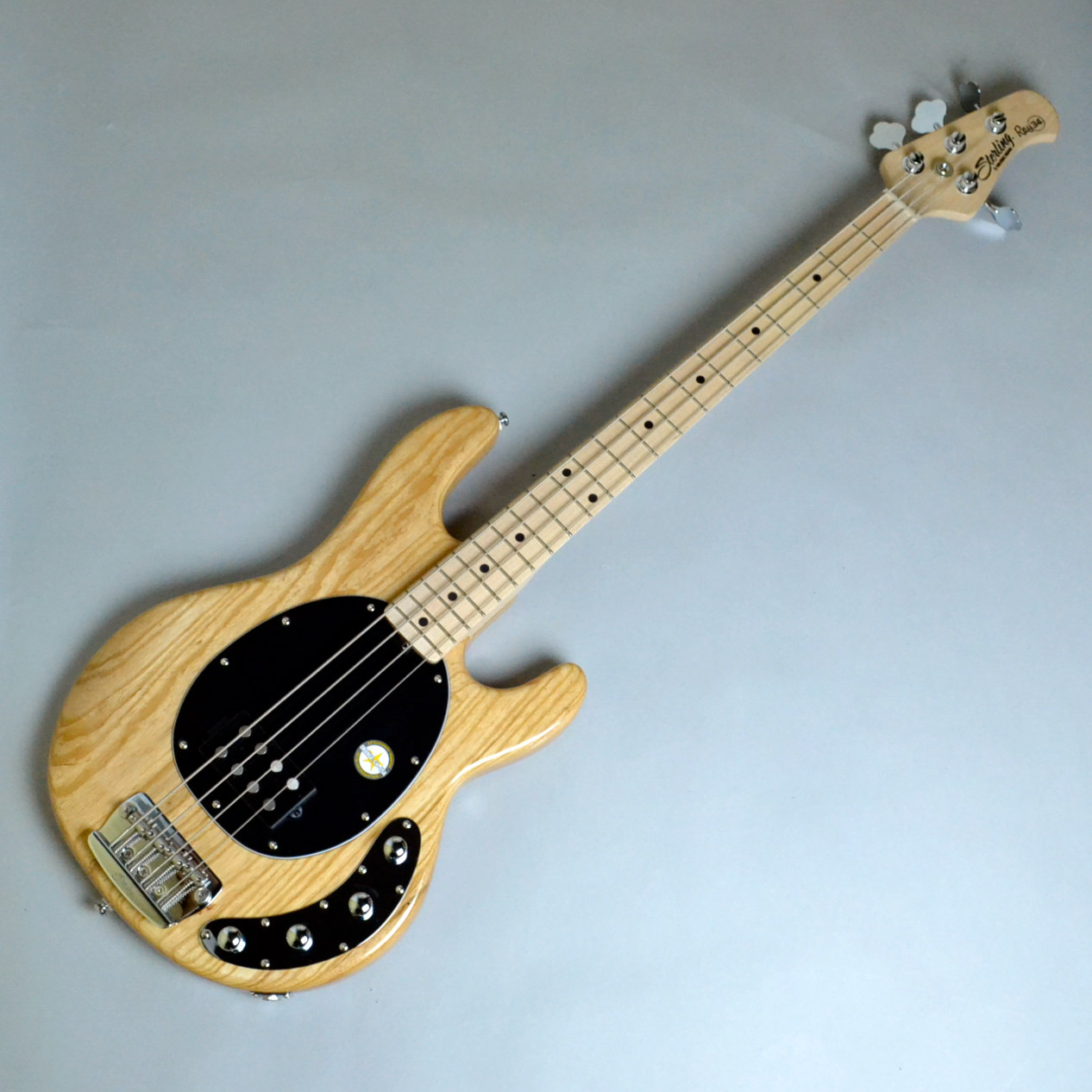 【スターリンByミュージックマン】Sterling by MUSIC MAN Ray34/M Natural(NAT)