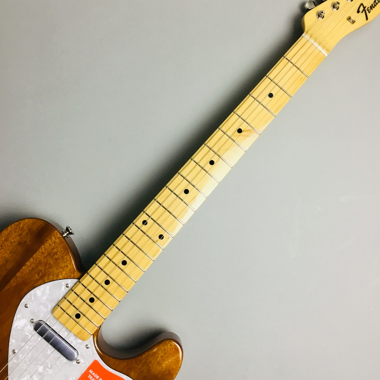 MADE IN JAPAN TRADITIONAL 69 TELECASTER THINLINEの指板画像