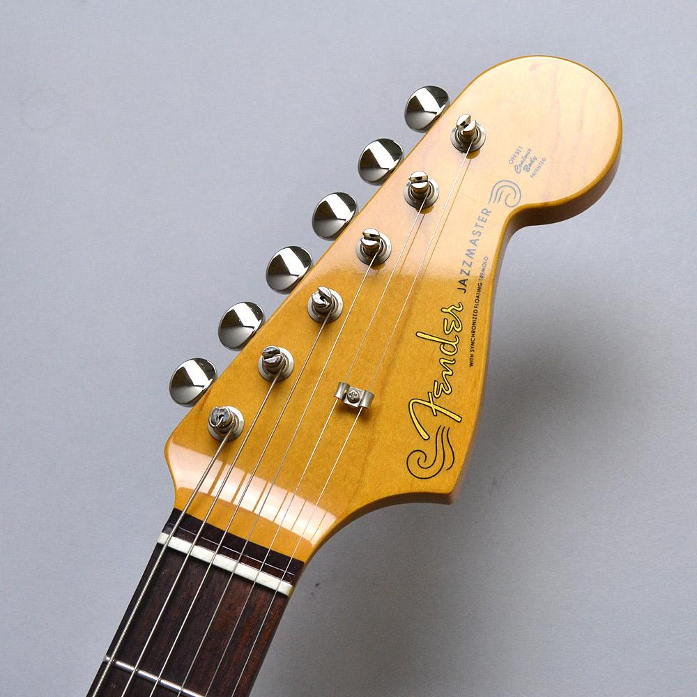 Japan Exclusive Classic 60S JazzMasterのボディバック-アップ画像