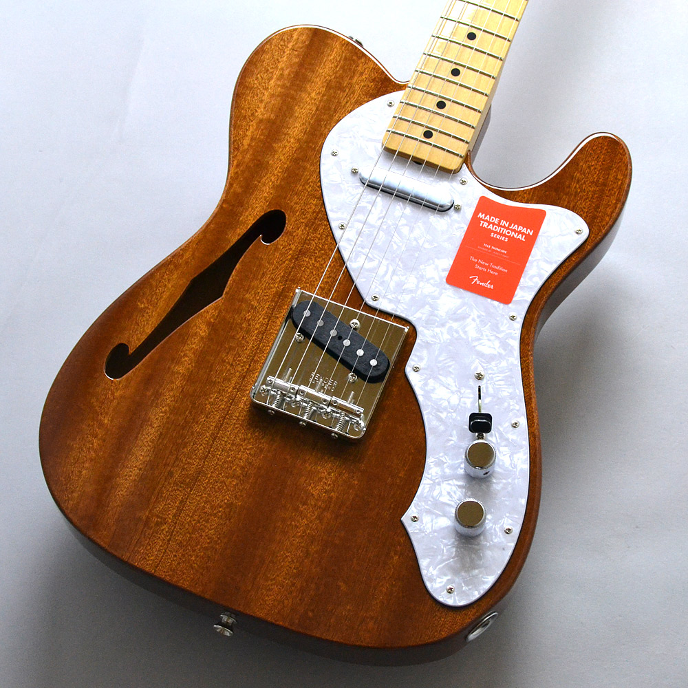 Fender  MADE IN JAPAN TRADITIONAL 69 TELECASTER... 写真画像