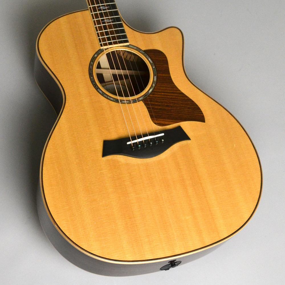 Taylor 814ce ES-2/Natural エレアコギター 【テイラー】【ビビット南船橋店】【アウトレット】のボディトップ-アップ画像