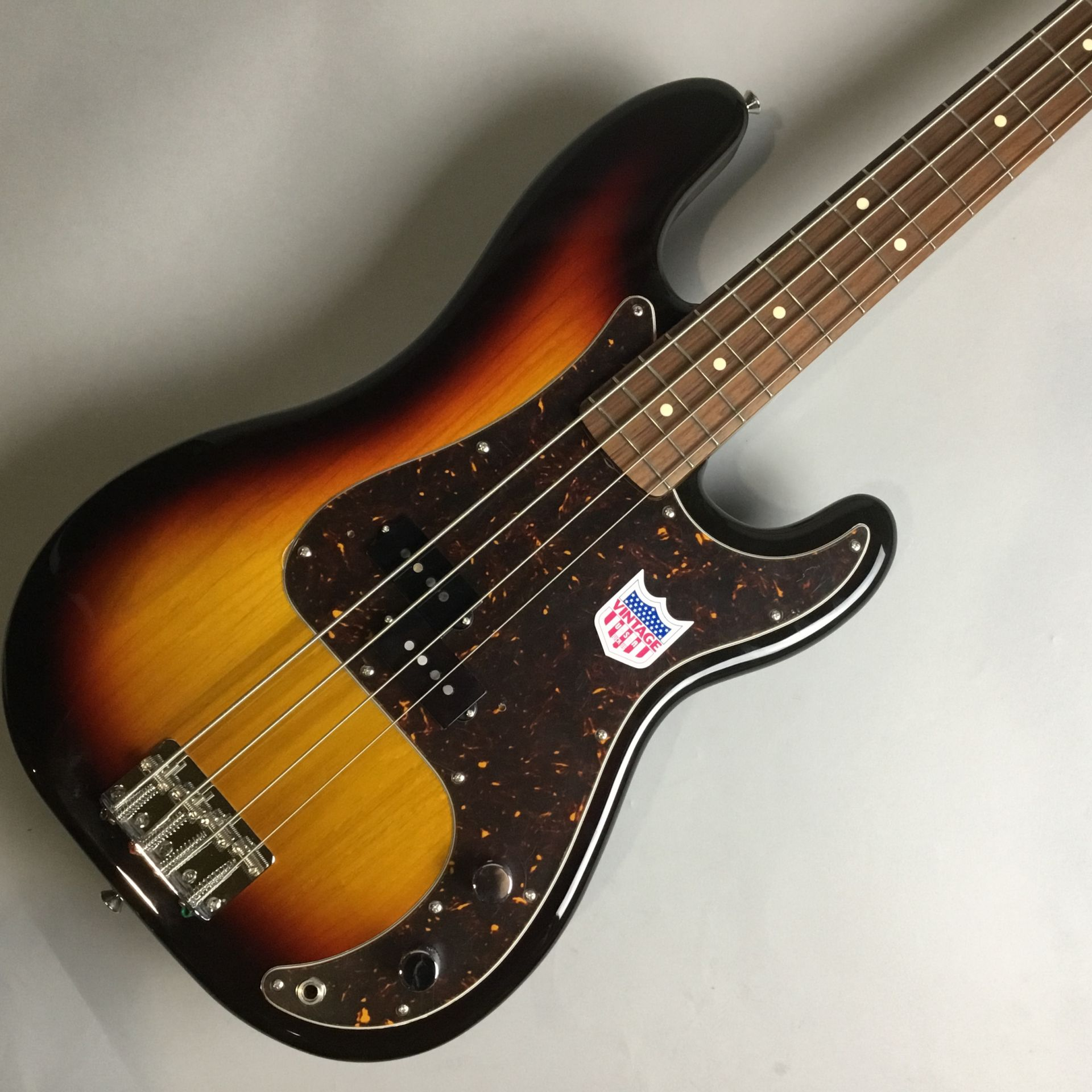 Japan Exclusive Classic 60s Precision Bassのボディトップ-アップ画像
