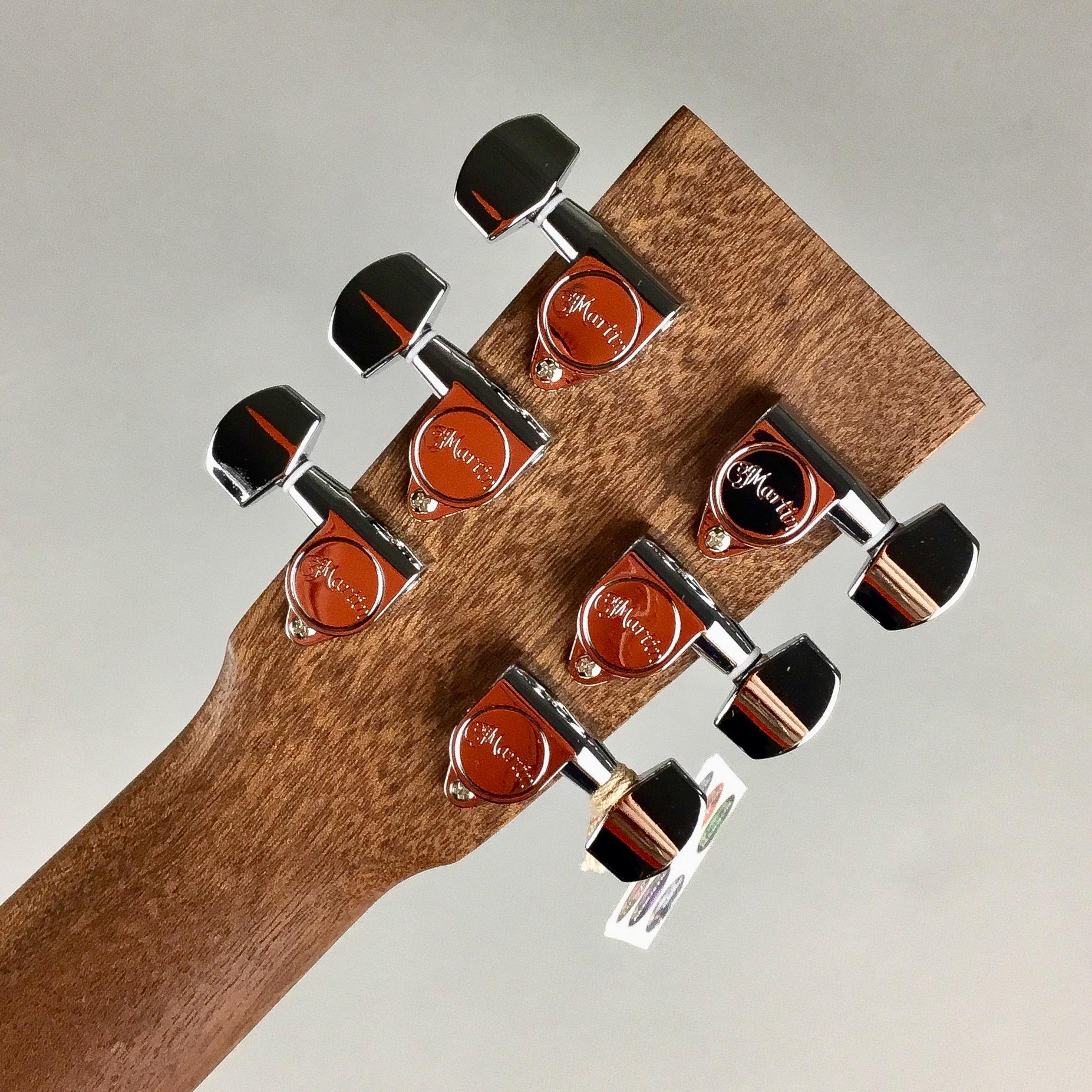 Backpacker Steel Stringのヘッド画像
