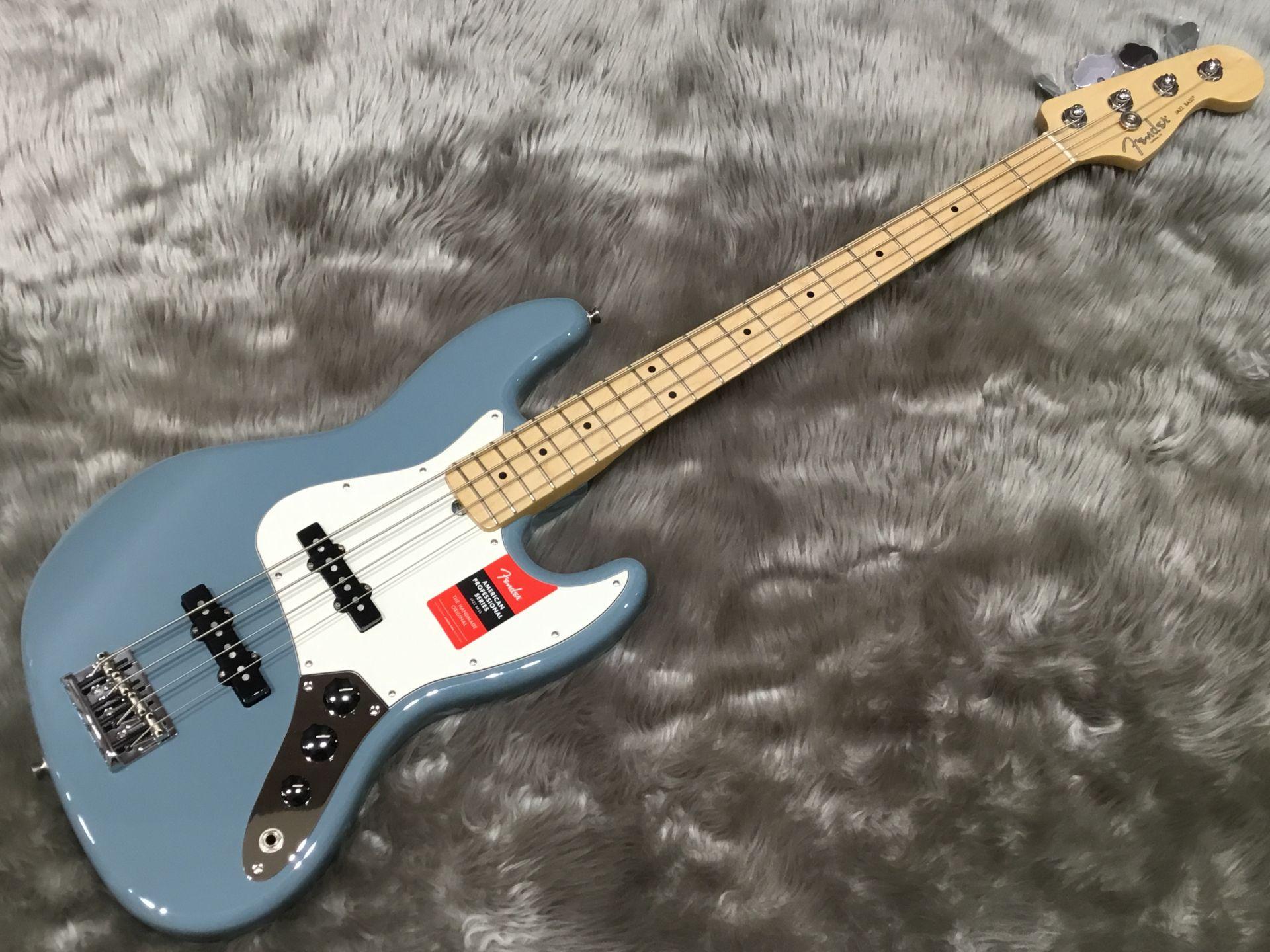 Fender  AM PRO JAZZBASS MN 写真画像