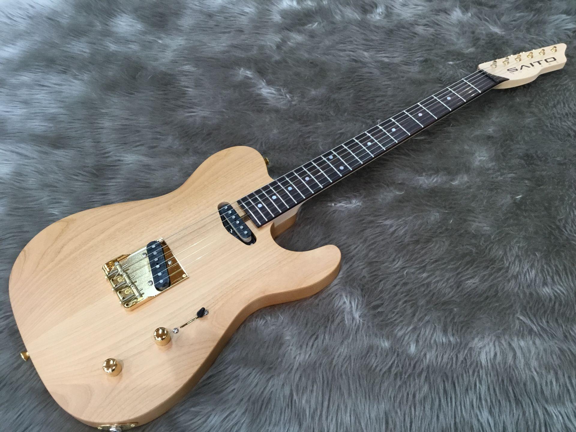 Saito Guitars S-622TLC/Alder/Rose 写真画像